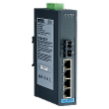 4 + 1FX Single-Mode unmanaged Ethernet switch