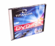 Esperanza 1285 - 5905784765150 - 200 TITANUM 1285 - DVD-R [ slim jewel case 1 4.7GB 16x ] - karton 200
