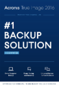 Program do backupu Acronis Acronis True Image 2016 1 Computer
